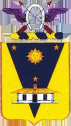 9th Calvary Crest
