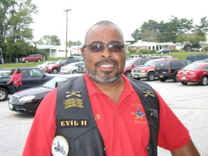 "Barry ""Evil II"" Stewart - Asst. Sergeant At Arms"