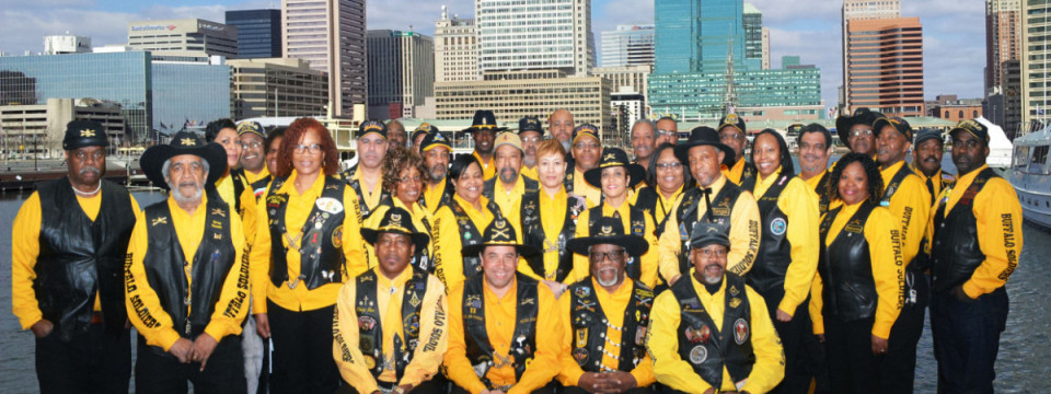 Buffalo Soldiers MC Central Maryland Chapter