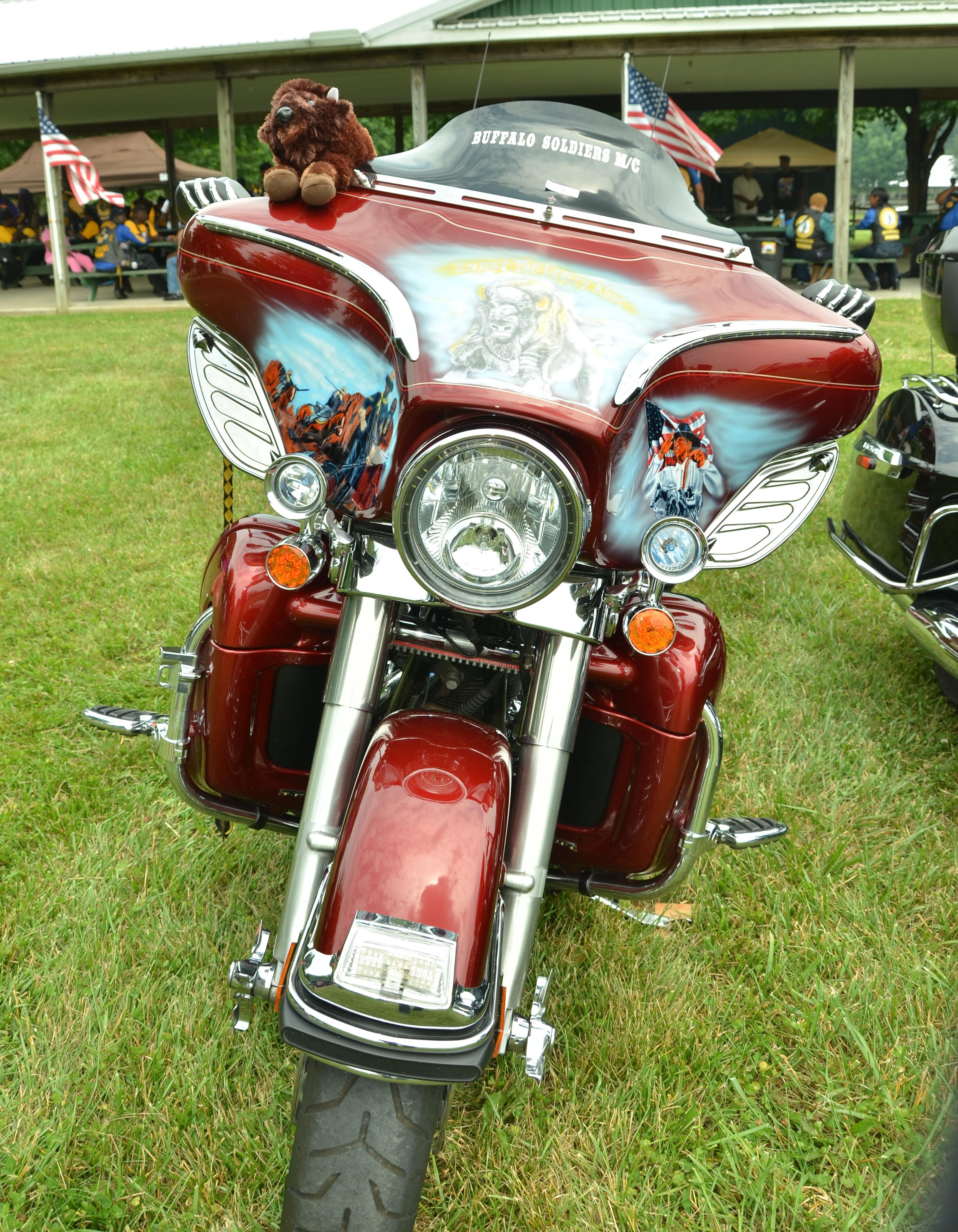 Easybee's bike