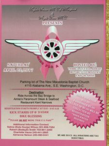 Ride For A Cure @ The New Macedonia Baptist Church | Washington | District of Columbia | United States